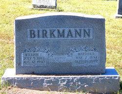 Martha Izabella <i>Branson</i> Birkmann