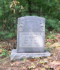 James Monroe DeHart