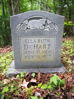 Ella Ruth DeHart