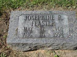 Josephine Elizabeth <i>Ropp</i> Feaster