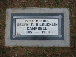 Helyn F <i>O'Loughlin</i> Campbell