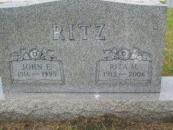John Elmer Ritz