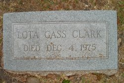 Lota M. <i>Gass</i> Clark