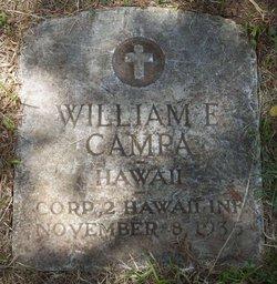 William Estrella Campa