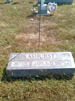 John Henry Ashurst