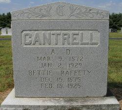 Asa David Cantrell