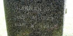 Hannah C. <i>Prentiss</i> Bartlett