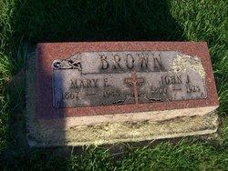 Mary Ellen <i>White</i> Brown