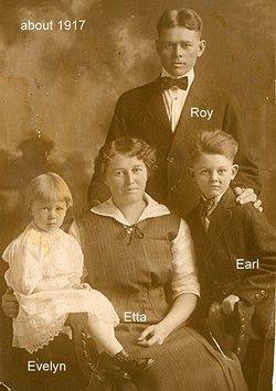 Henrietta Wilhelmina Etta <i>Tammen</i> Allgaier
