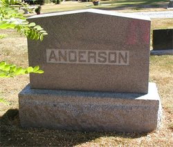 Anna Lavinia <i>Tilderquist</i> Anderson
