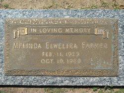 Melinda Elweltra <i>Cook</i> Farmer