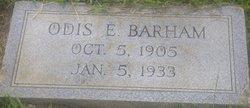 Odis E. Barham
