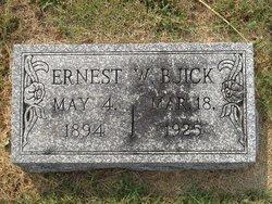 Ernest W. Bjick