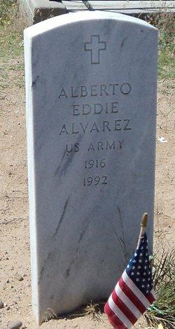 Alberto Eddie Alvarez