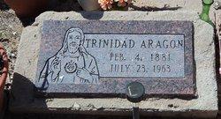 Trinidad Aragon