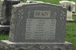 Joseph F Brady, Jr