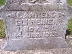 Lawrenc Schreiner