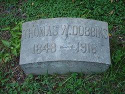 Thomas W Dobbins