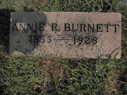 Annie Rosamond <i>Jones</i> Burnett