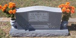 Gladys Frances <i>Howell</i> Sheridan