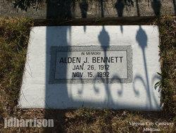 Alden Joseph Bennett
