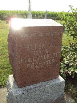 Allen B Aydelott