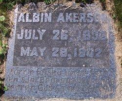 Albin Akerson