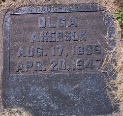 Olga Akerson