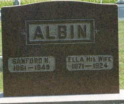 Nora Ella <i>Turbeyville</i> Albin