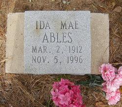 Ida Mae Ables