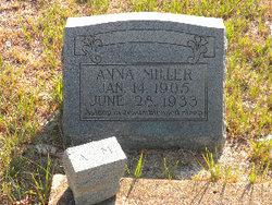 Anna Miller
