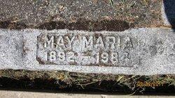May Maria Anderson