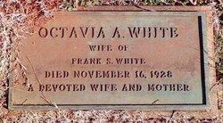 Octavia Anna <i>Collins</i> White