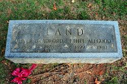 Ethel <i>Allgood</i> Land