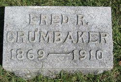 Fred R Crumbaker