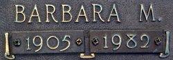 Barbara M Wakefield