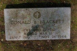 Donald B. Brackett