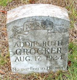 Addie Ruth Crocker