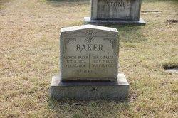 Alonzo Baker