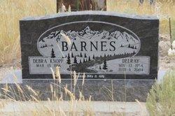 Delray Barnes
