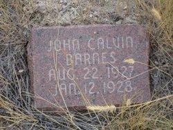 John Calvin Barnes