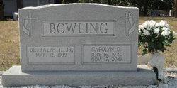 Carolyn Burke <i>Davie</i> Bowling