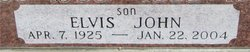 Elvis John Clary