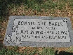 Bonnie Sue Baker