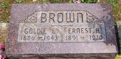 Goldie E <i>Essex</i> Brown