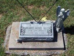 Margaret Agnes <i>Shipley</i> Allen