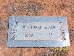 W George Allen