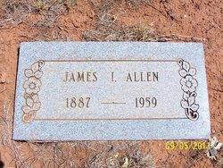 James I Allen