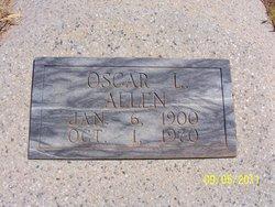 Oscar Elias Allen