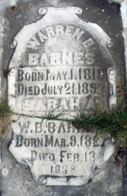 Warren B. Barnes